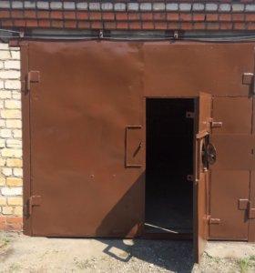 Продам гараж в ГСК 338