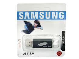 16Gb Samsung OTG Flash носитель (micro)