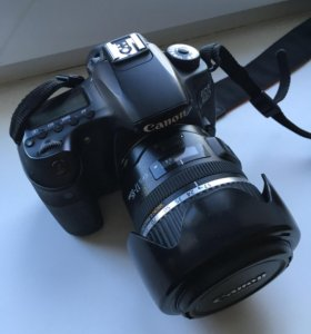 Canon 60D + Canon 17-85mm