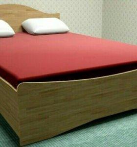 Кровать новая на заказ