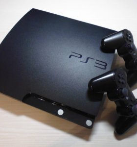 PS3, мувик, 2 геймпада, камера + 16 игр!