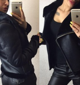 Куртка с мехом. Косуха