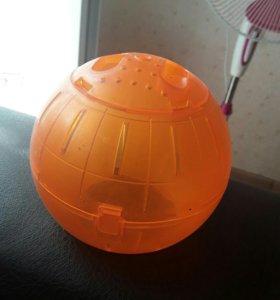 Колесо и шар для хомячка
