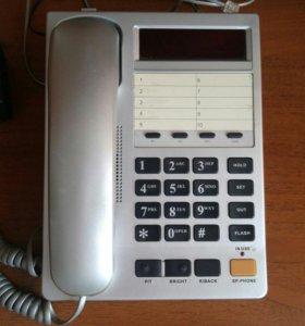 Стационарный телефон с определителем номера