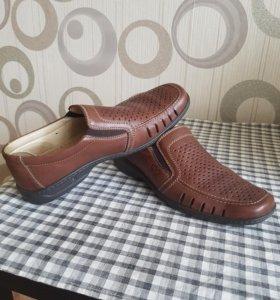 Туфли из НАТУРАЛЬНОЙ КОЖИ!!!СРОЧНО!!!