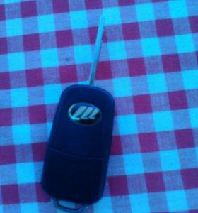 Ключи от лифан