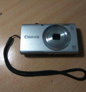 Цифровой фотоаппарат Canon PC1731 16Мп