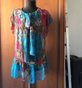 Блуза туника Kenzo