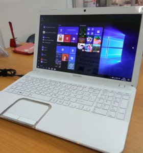 Ноутбук Toshiba SATELLITE L850-C4W, i5, ОЗУ 6Гб