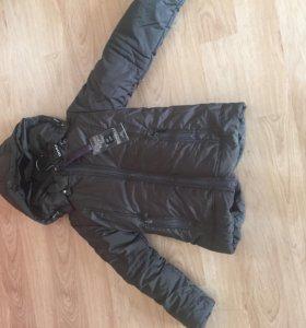 Новая куртка Borelli на зиму на 6 лет