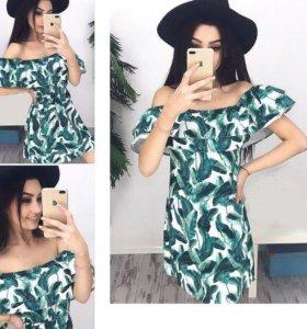 Платье -сарафан (новое)