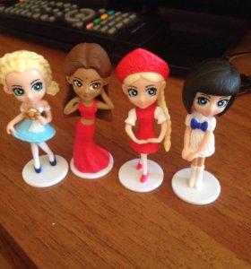 Коллекционные куколки
