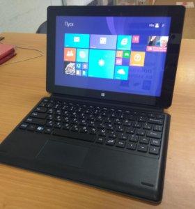 """Irbis TW20 10,1"""" 32GB Windows Клавиатура, IPS"""