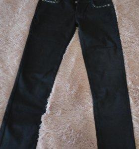 утепленные штаны