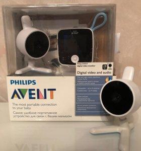 Видеоняня Philips Avent SCD610