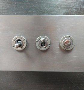 диммируемые выключатели