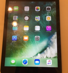 Планшет iPad Air WiFi+Cellular 128 Гб Space Grey