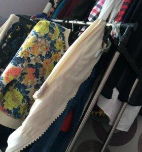 Кофты,джинсы, юбки и многое другое