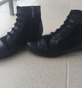 Ботинки демисезонные Вестфалика