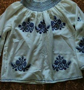 Рубашка х/б 42-46 рр