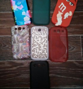 Чехлы для телефона Samsung Galaxy S3