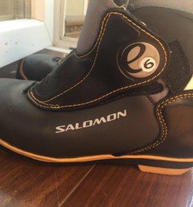 Лыжные ботинки SALOMON 36