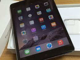 iPad mini 2 retina 2048x1024 с документами 4G lte