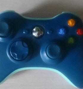 X box 360 blue edition