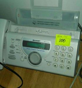 Тефон факс