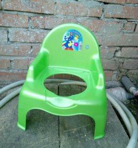 Кресло для детского горшка бесплатно