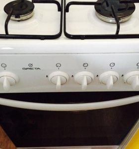 Плита кухонная газовая