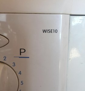 Indesit WISE 10 на запчасти