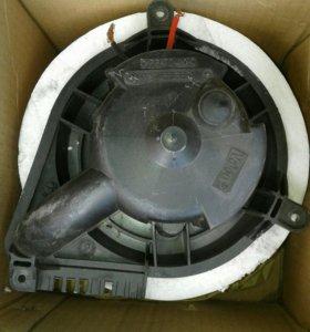 Мотор печки мерседес