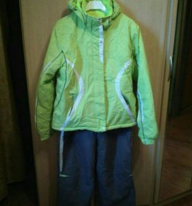 Зимний костюм р.48-50-52