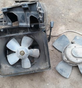 Моторы свентиляторами