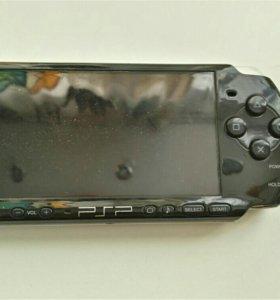 PSP E3008 + игры