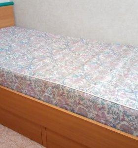 Кровать односпальная, для подростка