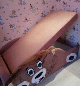 Детская кровать Винни