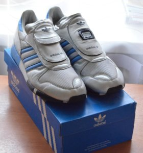 adidas micropacer silver