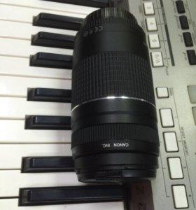 Объектив Canon 75-300mm