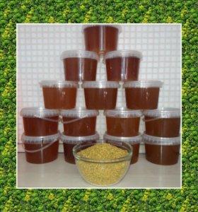 Алтайский мёд , свежий урожай 19 июля !!