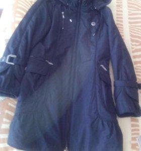 Куртка жен.удлиненная(полупальто)
