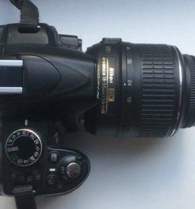 Nikon d3100 + 50mm f/1,8G
