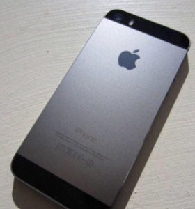 iPhone 5s 16 g black