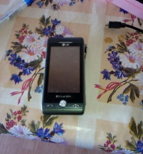 Телефон LG ,2 симки, отличное состояние,обмен.