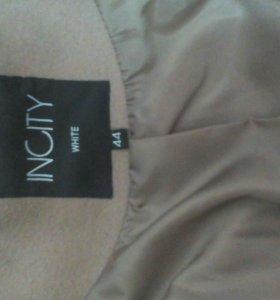 Пальто, размер 44.
