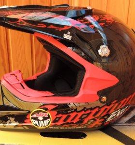 Шлем кроссовый Scorpion VX-24 AIR