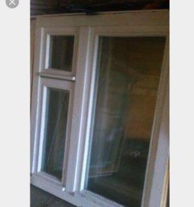 окна деревянные бу