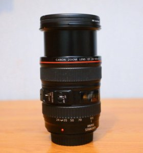 Canon 24-105mm 4L IS