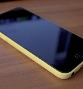 iPhone 5c 16gb обмен